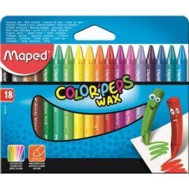 """ZSÍRKRÉTA 18 MAPED """"Color Peps"""" Wax"""