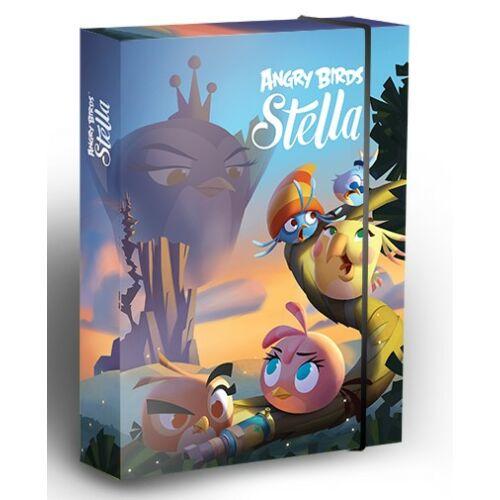 FÜZETBOX A5 SB Angry Birds**