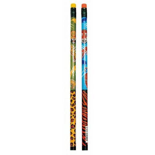 GRAFIT ceruza BENSIA radírral dzsungel