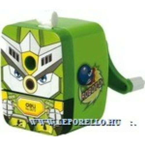 HEGYEZŐGÉP asztali DELI-0672 figurás Transzformers,autó