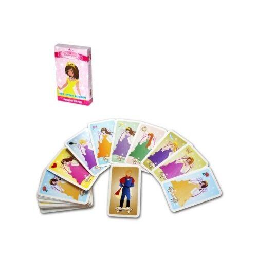 KÁRTYA  Két játék egyben    KVIZ (Hercegnők)