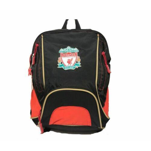 Hátitáska Liverpool 213973 fekete 214024 piros