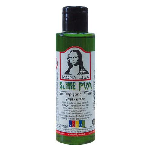 RAGASZTÓ SLIME 70ml, Mona Lisa (zöld, EISGY155)