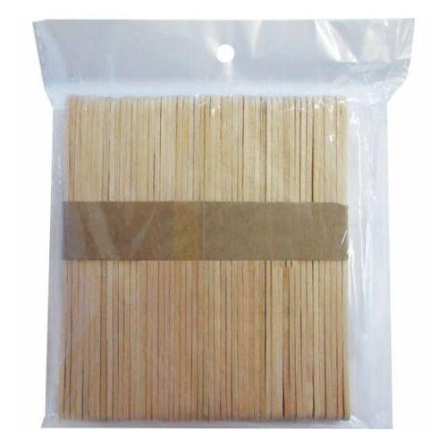FA PÁLCIKA,spatula natúr/színes 115*10mm 50/csomag