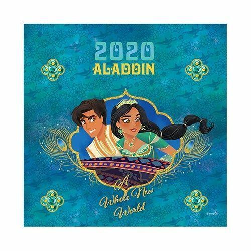 FALINAPTÁR 2020 Aladdin TopTimer  T098-15 29*58