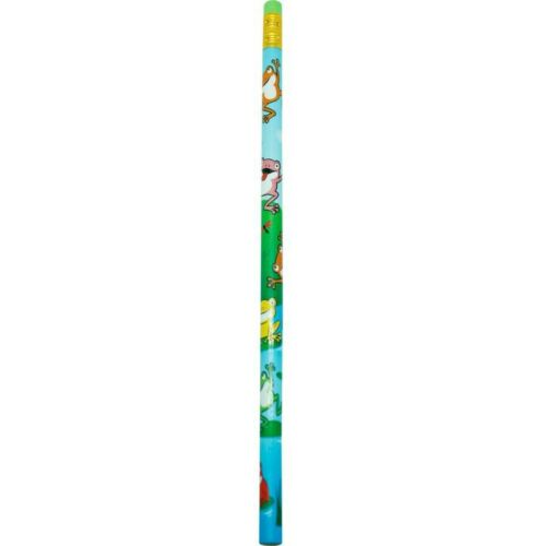 Grafit ceruza BENSIA radírral béka VENOI39