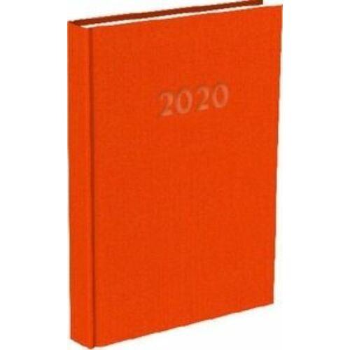 HATÁRIDŐNAPLÓ 2020 A5 napi T-Calendar Reflection Trend (narancs, L03891600)