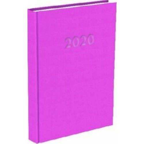HATÁRIDŐNAPLÓ 2020 A5 napi T-Calendar Reflection Trend (rózsaszín, L03891650)
