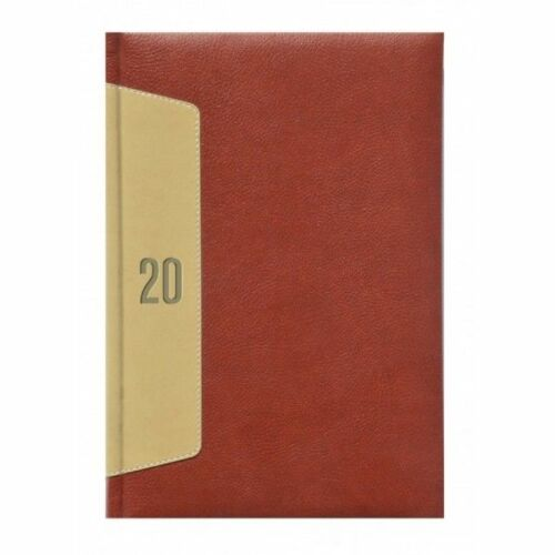 HATÁRIDŐNAPLÓ 2020 B5 heti TOPTIMER Wind W011 (barna/bézs, 288211149)