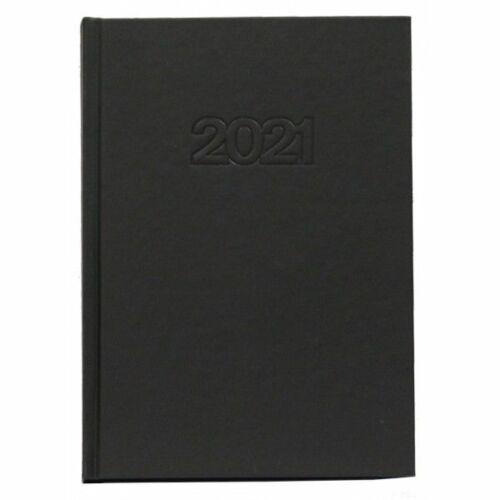 HATÁRIDŐNAPLÓ 2021 A5 napi OFFICE 21 (fekete, 288530113)