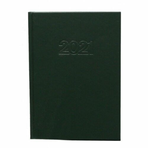 HATÁRIDŐNAPLÓ 2021 A5 napi OFFICE 21 (zöld, 288530140)
