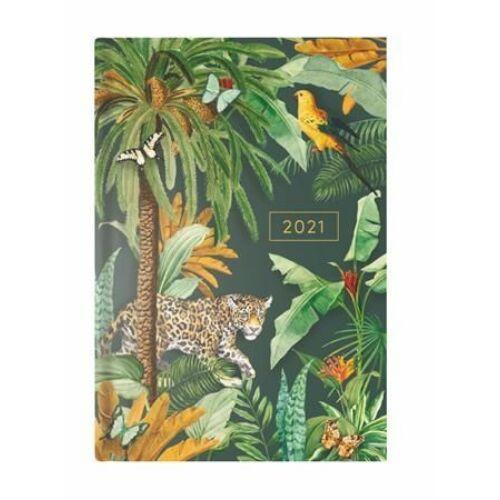 HATÁRIDŐNAPLÓ 2021 B6 heti TOPTIMER Joy J012 (dzsungel, NKJ012D)