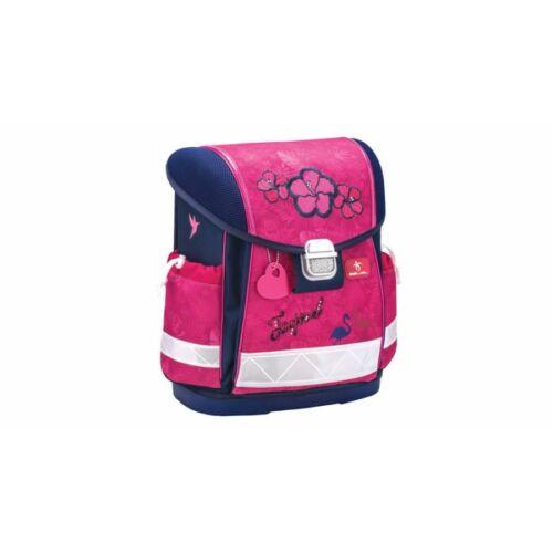 Hátitáska Belmil19 Classy (403-13) merev falú Iskolatáska 36*32*19cm A (Tropical Pink, ITAIT3808)