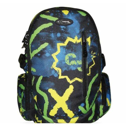 Hátitáska Extreme4Me Fusion Black/Yellow  EX1619