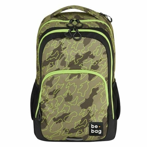 Hátitáska HERLITZ be.bag Abstract Camouflage 30l