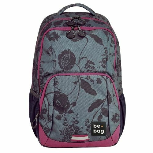 Hátitáska Herlitz be.bag Romantic Flowers 27l