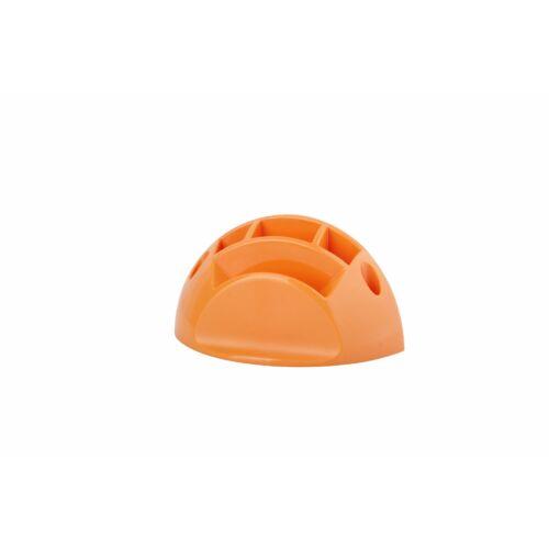 ÍRÓSZERTARTÓ ICO Smart design colour írószer+jegyzettömb (narancs, 9570157008)