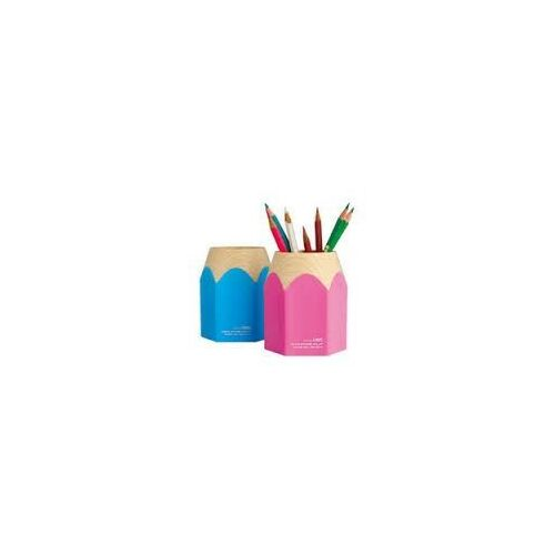 IRÓSZERTARTÓ POHÁR DELI ceruza alakú Műa. 9145   89*79*106mm