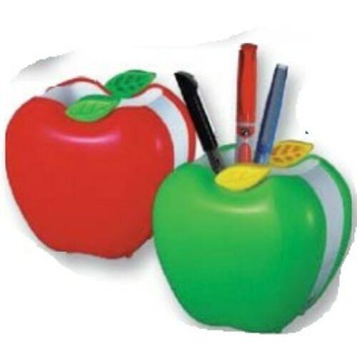 ÍRÓSZERTARTÓ POHÁR Műa. DELI alma alakú 92*81*91mm