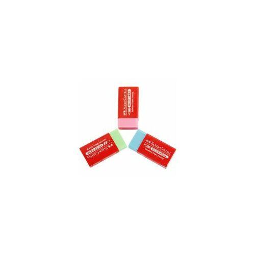 RADÍR FABER-Castell forgácsmentes,pasztell színű,piros papírtokban 187125