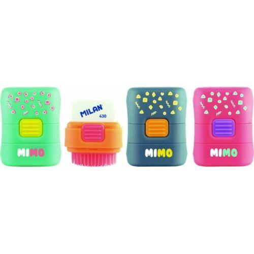 RADIR MILÁN  Compact Mimo 2-es Brush, radír+ecset
