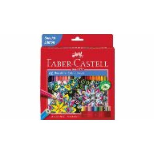 SZÍNES CERUZA 60 Faber Castell