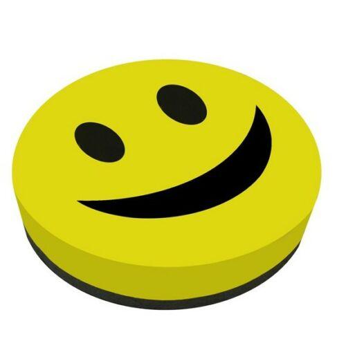 TÁBLATÖRLŐ  szivacs filces mágneses Off Art Smile 9cm