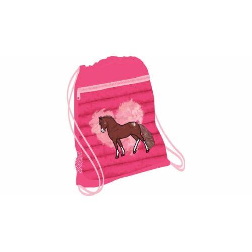 TORNAZSÁK BELMIL19  hálós 336-91  43*37cm (Riding Horse, ITATZ946)