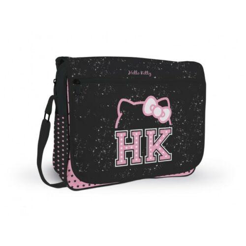 Válltáska P+P Hello Kitty Classic fekete 363*33*11cm 3-700