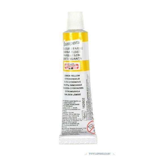 TEMPERA szóló 16ml KOH citromsárga KOH-162602