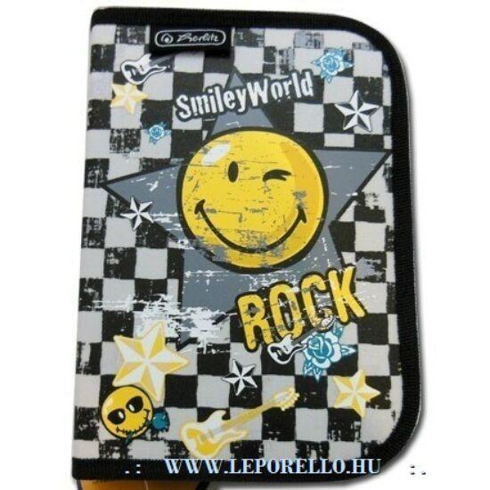 TOLLTARTÓ klapnis HERLITZ15 SMILEY World Rock üres**