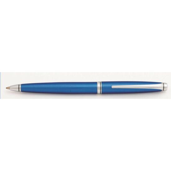 GTOLL fém SAKO s.kék, fényes test, ezüst klipsz