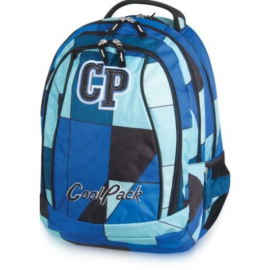 HÁTITÁSKA CoolPack 052 2in1 dupla táska ,kék mozaik