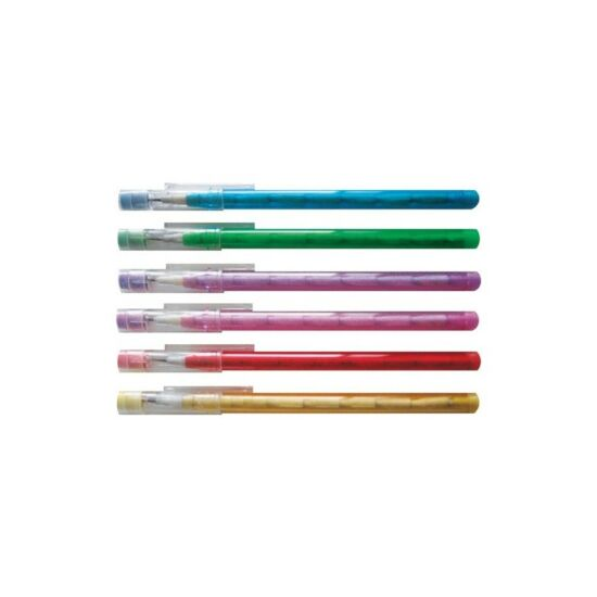 GRAFIT BENSIA radírral OFA színes, egyszínű