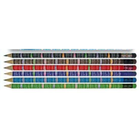 GRAFIT radíros OFA HB szorzótáblás színes