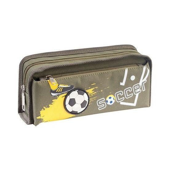 TOLLTARTÓ neszeszer ICO E-Mouse Soccer SD4637