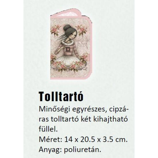 TOLLTARTÓ 2 klapnis Santoro16 335-72 14*21*3,5cm