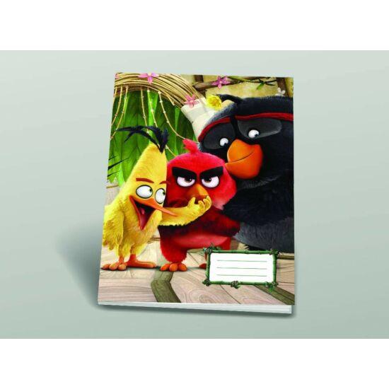 FÜZET A4 SB Angry Birds MOVIE sima 80-32