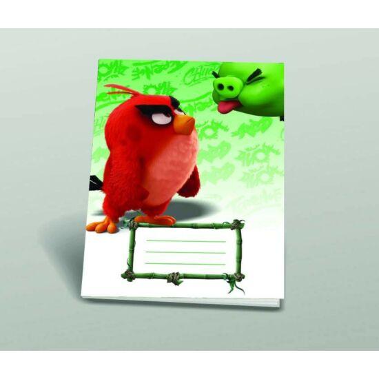 FÜZET A5 SB Angry Birds MOVIE sima 20-32