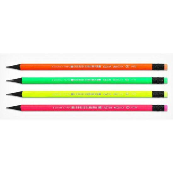 GRAFIT FATIH radíros neon fekete fa fluo radír 17170