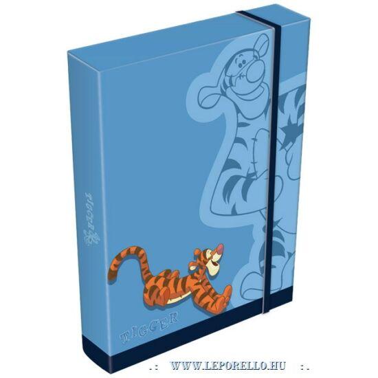 FÜZETBOX A4 LIZZY12-13 vastag Disney  Micimackó**