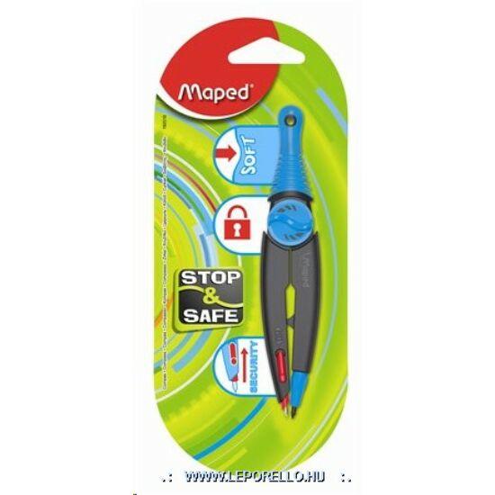 KÖRZŐ műanyag MAPED Stop & Safe Lead