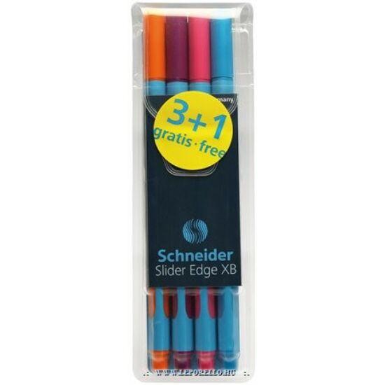 GTOLL SCHNEIDER Slider Edge XB 0,7mm 4/klt extra színek 3+1ajándék**