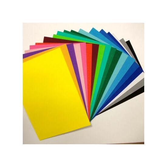 DEKORGUMI A4 2 mm, színes