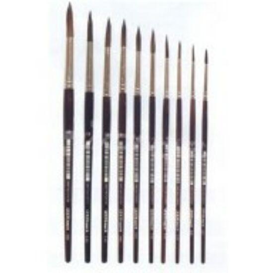 ECSET PAX S 425/  6  póniszőr  barna nyél