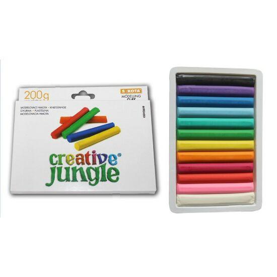 GYURMA Creative Jungle szines 12db-os 200gr.