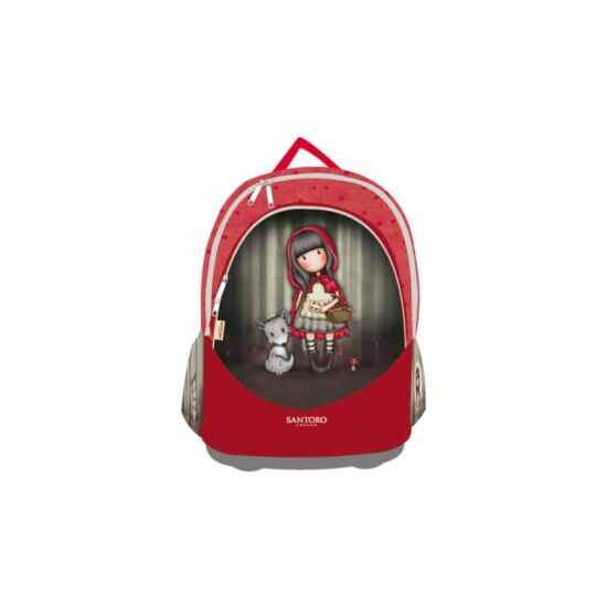 Hátitáska Santoro Soft Gorjuss Little Red Riding Hood
