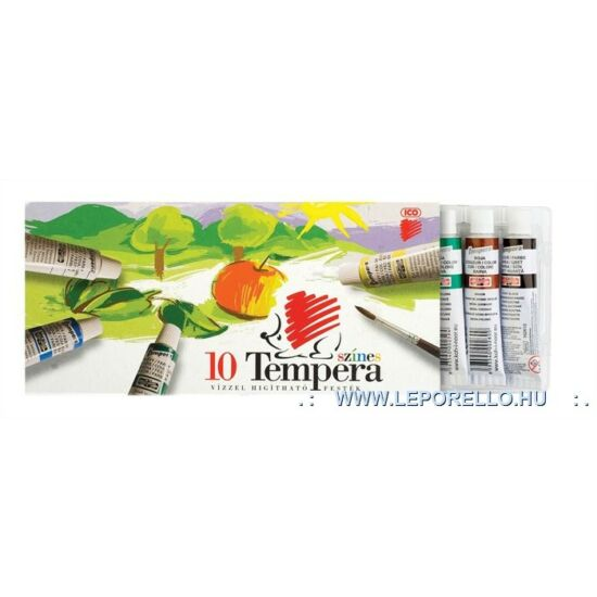 TEMPERA 10 KOH 162515 Süni-Crea-Kids 16ml tubusos