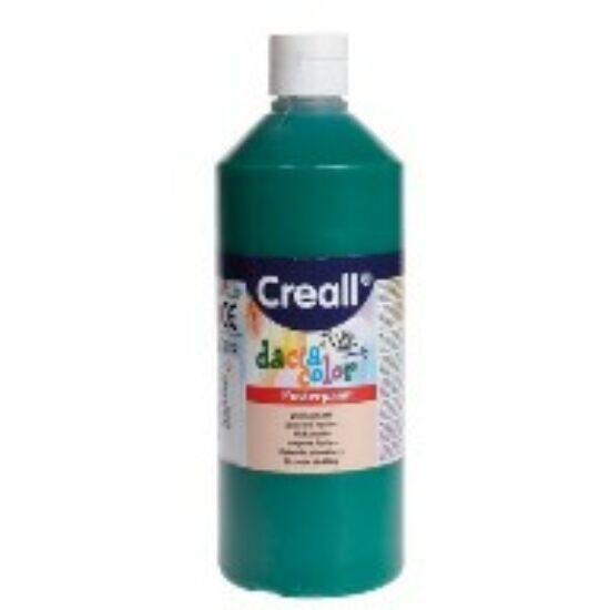 TEMPERA üveges 500ml Creall Basic alap/pasztell szinek, -S.zöld-CL30076
