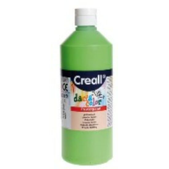 TEMPERA üveges 500ml Creall Basic alap/pasztell szinek, -középzöld-CL30075